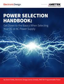Power Selection Handbook