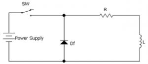 Freewheeling-diode-schem