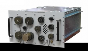 AMETEK designed and built this custom power solution for the avionics test system  that goes on every aircraft carrier.